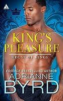 King's Pleasure 0373534493 Book Cover