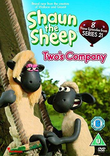 Shaun the Sheep - Two's Company [Reino Unido] [DVD]