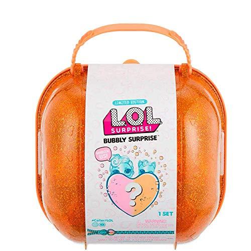 Boneca Lol - Bubbly Surprise Candide Amarelo