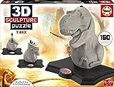 Puzzle 3D del Tyrannosaurus Rex escultura | El mejor descuento online