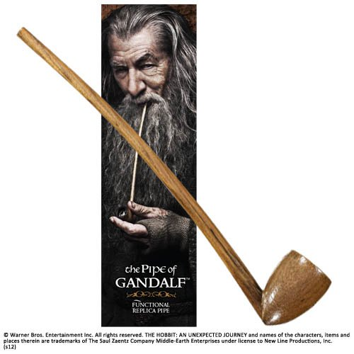 The Noble Collection Gandalf Pipe (Funcional)