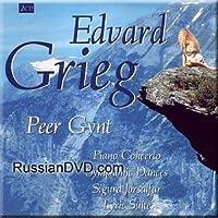 Grieg - Peer Gynt, Piano Concerto, Symphonic Dances, Sigurd Jorsalfar, Lyric Suite - Mark Ermler, Yondani Butt (2 CD Set) (2005-05-03)
