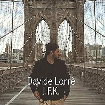 J.F.K. (New York 2019)