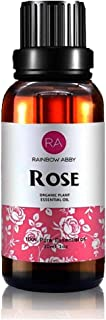 Rose Essential Oil (30ML), 100% Pure Natural Aromatherapy Rose Oil for Diffuser (30ML)