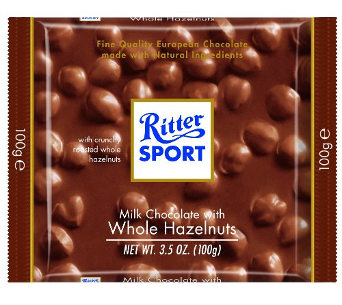Chocolate Bar Milk Hzlnt (Pack of 10)