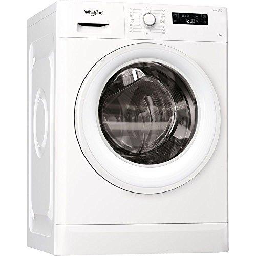 Whirlpool FWF91283W EU lavatrice Libera installazione Caricamento frontale Bianco 9 kg 1200 Giri/min A+++