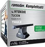 Rameder Komplettsatz, Dachträger SquareBar für Hyundai Tucson (136669-14316-1)