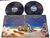 Yes Tales From Topographic Oceans - Atlantic Records 1973 - Used Double Vinyl LP Record Album - 1973 Pressing SD 2-908 - The Revealing Science Of God - Ritual - The Remembering - The Ancient