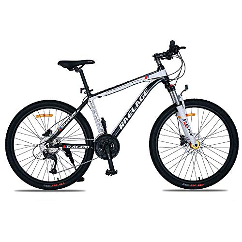 GQFGYYL-QD Mountain Bike with Adjustable Seat and Shock Absorption, Hydraulic Disc Brake Mountain Bicycle 27.5 Inches 33 Speed, for Adults Outdoor Riding,1
