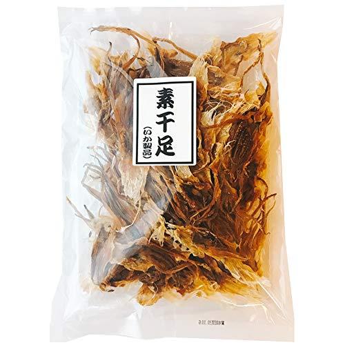無添加 国産 いか 素干し足 135g×1袋 (お得用) 噛めば噛むほど味が出る  おつまみ おやつ に。 げそ するめ さきいか 干物
