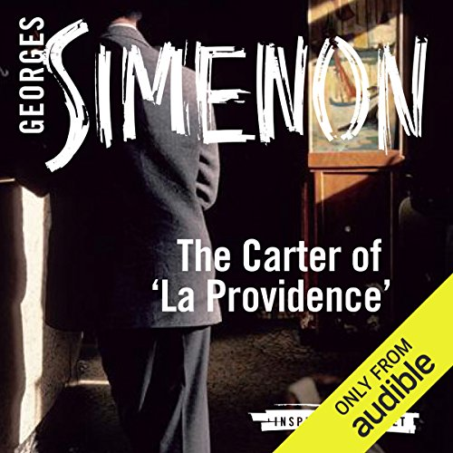 The Carter of 'La Providence' audiobook cover art