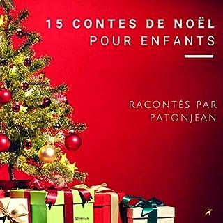 Couverture de 15 Contes De Noël Pour Enfants