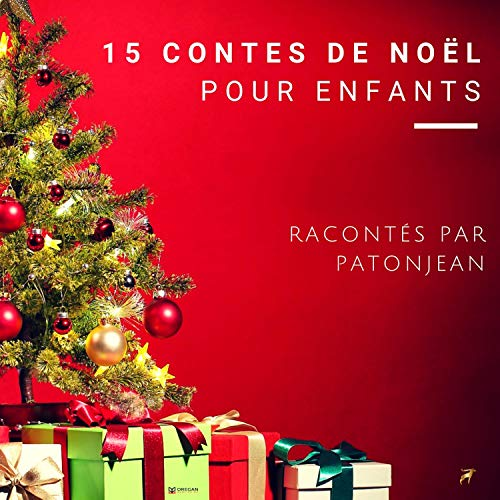 Page de couverture de 15 Contes De Noël Pour Enfants