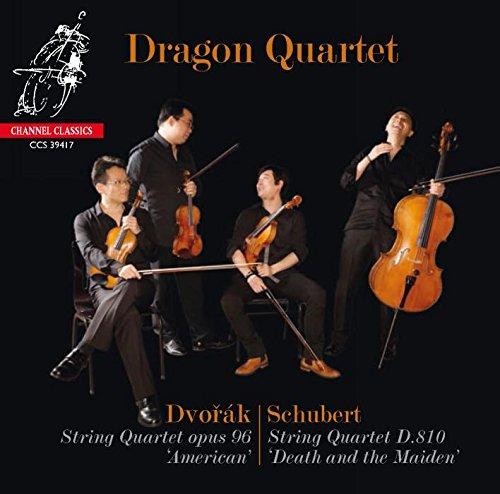 Schubert: String Quartet No.14; Dvo ák: String Quartet No.12