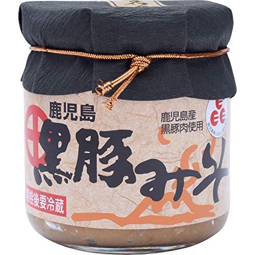 [キンコー醤油] 黒豚みそ 200g×2個 鹿児島県産 黒豚肉使用