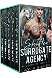 Shifter Surrogate Agency Complete Series: Paranormal Romance Series Box Set