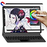 STARY Like Paper screen protector for iPad Pro 11 inch (2021 & 2019)/ iPad Air 4 10.9 Inch 2020, Removable Magnetic Like Paper Screen Protector for iPad Air 10.9/iPad Pro 11,Reusable and Bubble Free