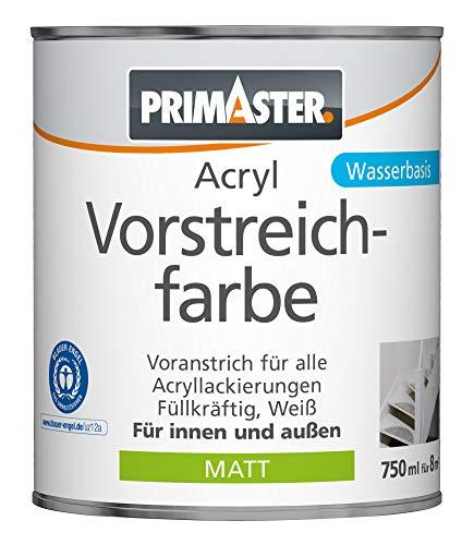 Primaster Acryl Vorstreichfarbe