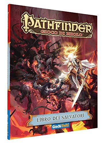Giochi Uniti- Pathfinder Libro dei Salvatori, GU3174