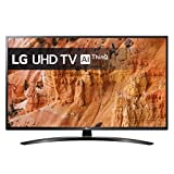 TV LED 4K 108 cm LG 43UM7400  TÃlÃviseur LCD 43 pouces  TV ConnectÃe : Smart TV  Netflix  Tuner TNT/Câble/Satellite