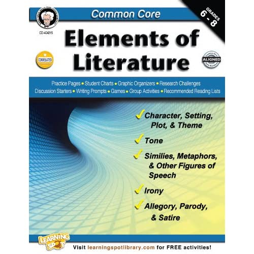 Amazon Com Mark Twain Common Core Elements Of Literature
