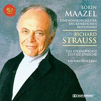 R. Strauss: Till Eulenspiegel, Ein Heldenleben