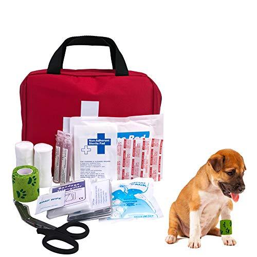 Migliori kit di emergenza e primo soccorso per cani: Quale comperare