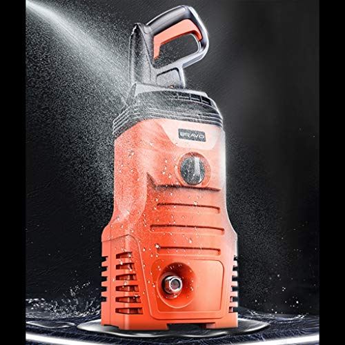 IMBM Hogedruk auto wasmachine huishouden 220 V High Power waterpomp kleine draagbare mini-borstel auto waterpistool automatische wasmachine