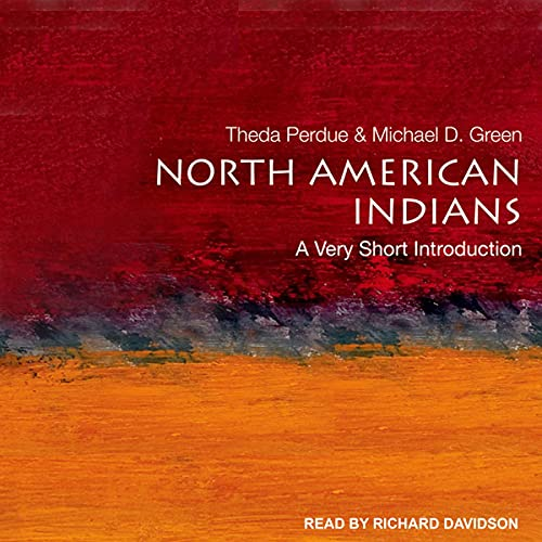 North American Indians cover art