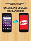 Unlock And Update Samsung® Galaxy® S® 4G SGH-T959V