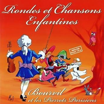 Rondes Et Chansons Enfantines