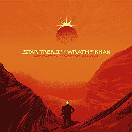 STAR TREK II: THE WRATH OF KHAN [Vinilo]
