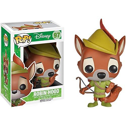 Lotoy Pop Anime Series - Robin Hood #97 Vinyl 3.75inch Animation Figure Anime Derivatives Gift