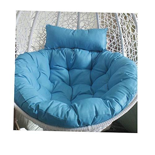 Hängende Ei Hängematte Stuhl Kissen,moebel Direkt Online Papasansessel, Hängende Sitzkissen Für Hängematten,105cm (41inch) (Color : Bronze, Size : 105cm (41inch))