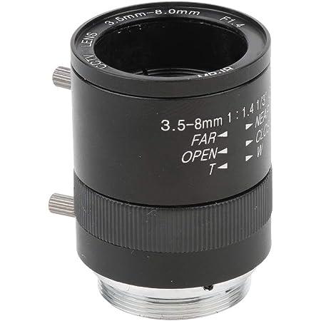 Surveillance Camera Lenses Electronics Prettyia CCTV Secure Camera ...