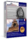 Sprachenlernen24.de Französisch-Aufbau-Sprachkurs: PC CD-ROM für Windows/Linux/Mac OS X + MP3-Audio-CD für MP3-Player. Französisch lernen für Fortgeschrittene