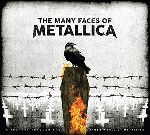 The Many Faces Of Metallica 3Cd