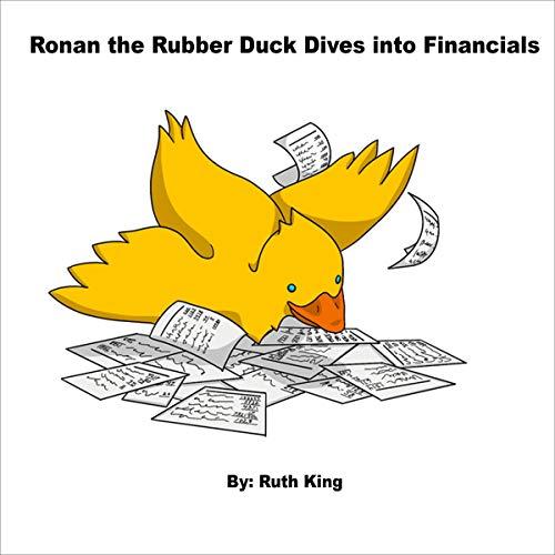 Ronan the Rubber Duck Dives into Financials cover art