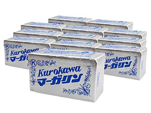 黒川マーガリン(ポンド)×12本 kurokawa [クール料込・送料別] 業務用マーガリン