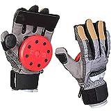TYQY Skateboard Gloves,Longboard Slide Gloves Downhill,Longboarding Skate Gloves,Skateboard Hand Protector,Slide Gloves 7 Colors Available,Sparkr