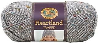 lion brand yarn tweed