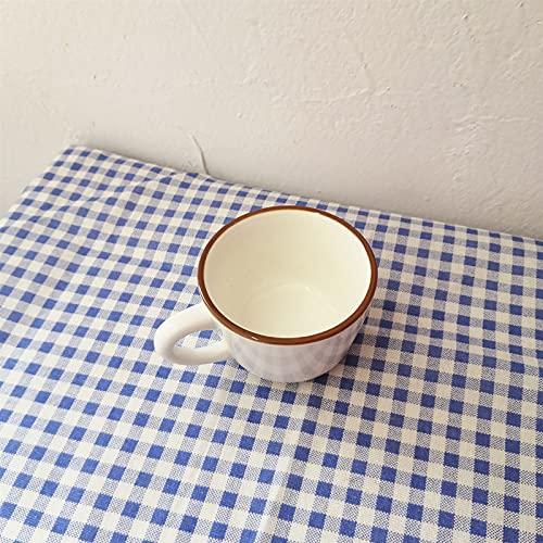 sans_marque Tovaglia tovaglia, tovaglia, tovaglia semplice, tovaglia adatta per la decorazione domestica della cucina, 100 x 150 cm