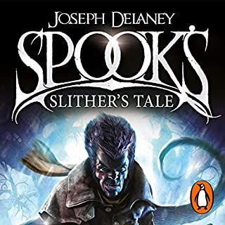 Spook's: Slither's Tale cover art