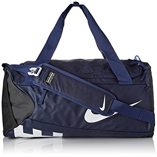 Nike Unisex Sporttasche Alpha Adapt Crossbody, midnight navy/black/white, 53.5 x 28 x 25.5 cm, 33 Liter, BA5183-410
