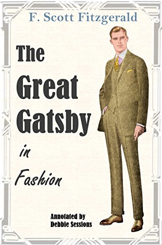 The Great Gatsby in Fashion (English Edition)