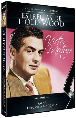 Pack: Victor Mature (Safari + Una Vida Marcada) [DVD]