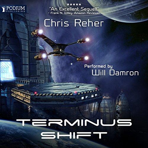 Terminus Shift audiobook cover art