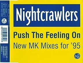 Push the Feeling on (Cd Single, 4 Tracks, Incl. Mk 1995 Mixes)