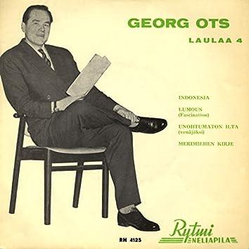 Georg Ots laulaa 4