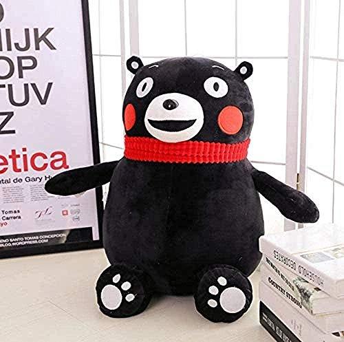 NC83 Peluches Personaje Muñeco de Oso japonés para niños con Relleno en el Condado de Xiongben para niños Regalos para Adultos 35cm